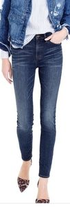 J.Crew Lookout High Rise Skinny Jeans